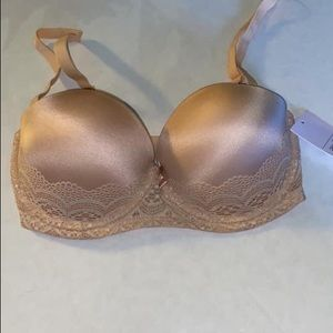 Auden Bra with Lace Details 32D
